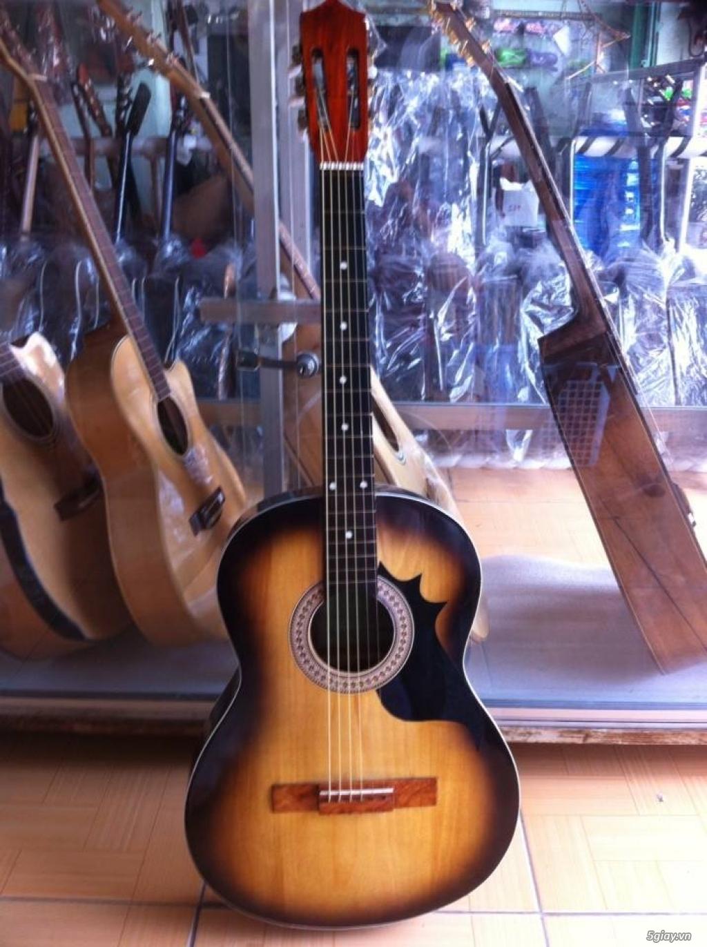 bán Đàn Guitar Giá Rẻ từ 390k tại cửa hàng nhạc cụ mới Bình Dương - 12