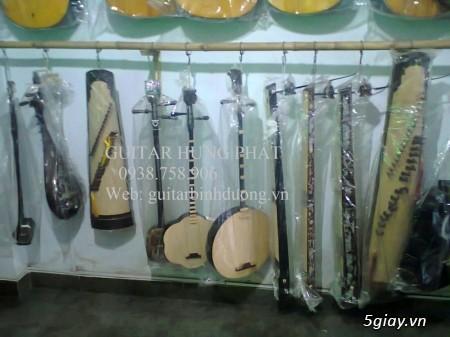 bán đàn Guitar Cổ Thùng giá rẻ từ 490k tại cửa hàng nhạc cụ Bình Dương - 31