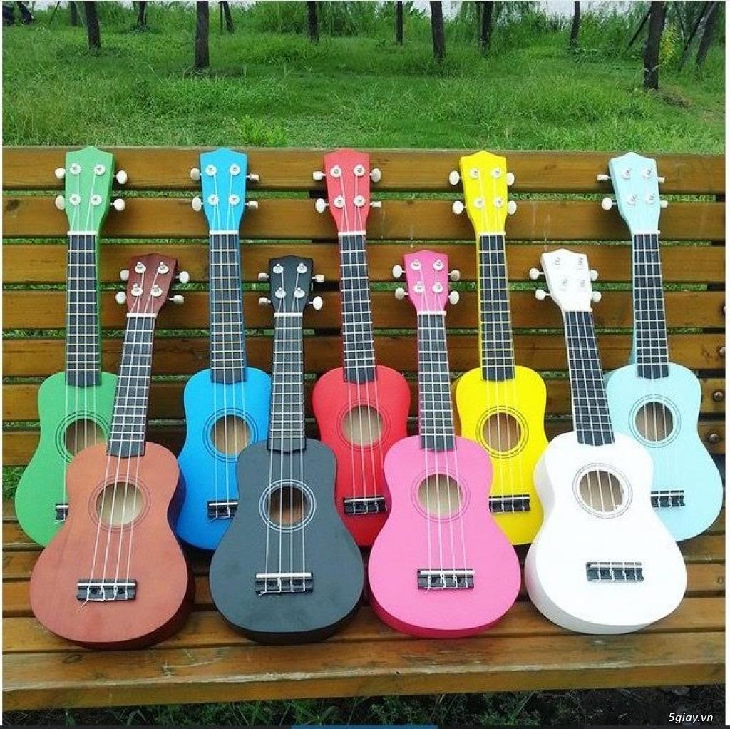 bán đàn Ukulele giá rẻ tại tại cửa hàng nhạc cụ mới Bình Dương - 8
