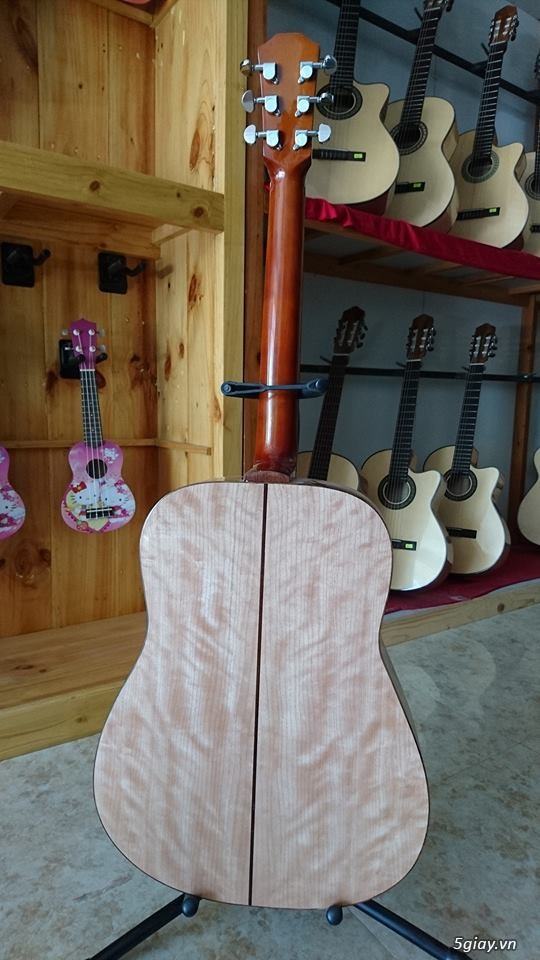 bán Đàn Guitar Giá Rẻ từ 390k tại cửa hàng nhạc cụ mới Bình Dương - 31