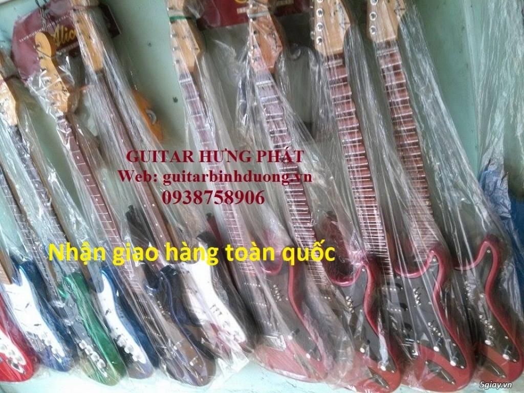 bán đàn Guitar Cổ Thùng giá rẻ từ 490k tại cửa hàng nhạc cụ Bình Dương - 15