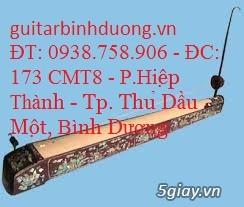 bán đàn Guitar Cổ Thùng giá rẻ từ 490k tại cửa hàng nhạc cụ Bình Dương - 32