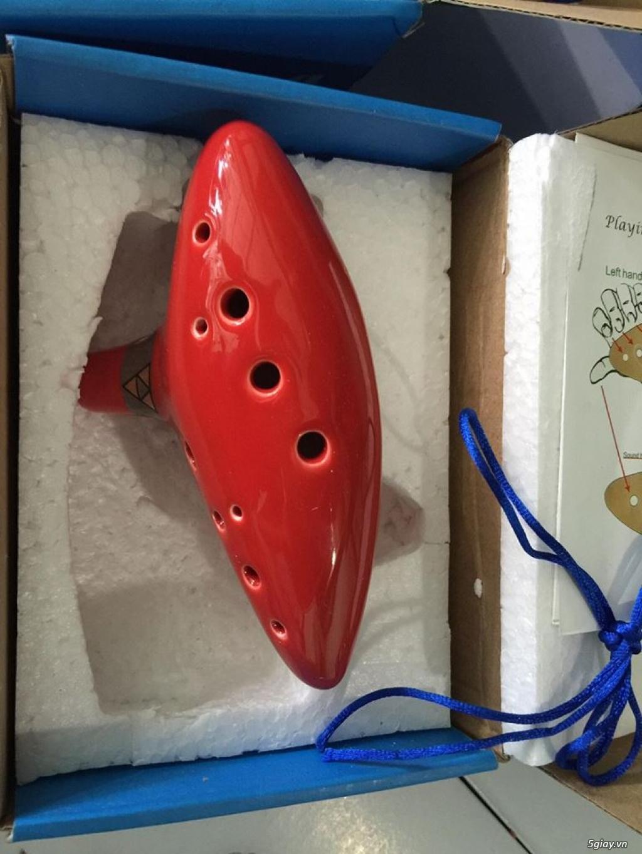 bán kèn Ocarina lổ giá rẻ tại cửa hàng nhạc cụ mới Bình Dương - 5