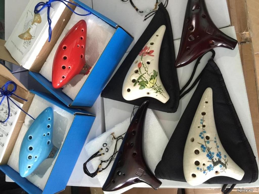 bán kèn Ocarina lổ giá rẻ tại cửa hàng nhạc cụ mới Bình Dương - 17