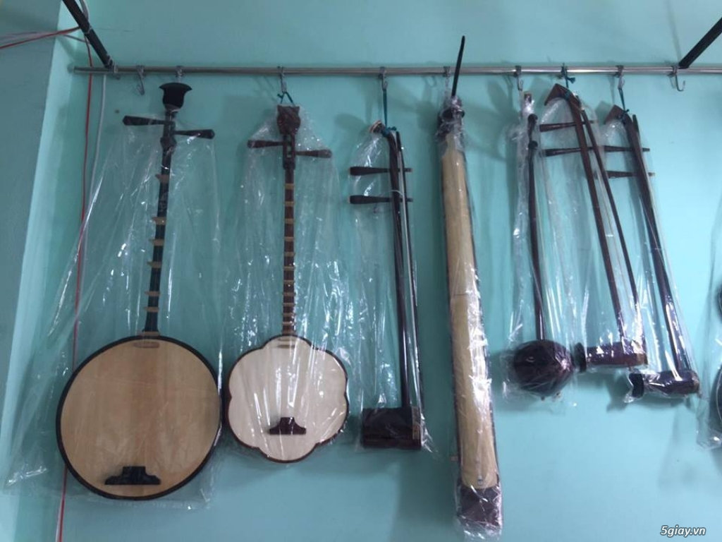 bán Đàn Tranh giá rẻ tại cửa hàng nhạc cụ mới Bình Dương - 13