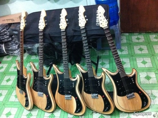 bán đàn Guitar điện phím lõm giá rẻ tại cửa hàng nhạc cụ Bình Dương - 9