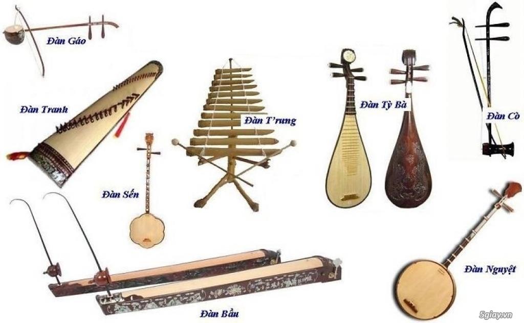 bán Đàn Tranh giá rẻ tại cửa hàng nhạc cụ mới Bình Dương - 21