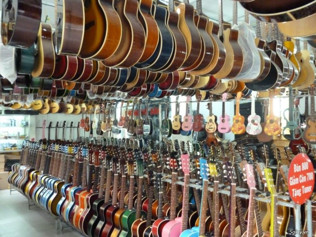 bán đàn Guitar điện phím lõm giá rẻ tại cửa hàng nhạc cụ Bình Dương - 26