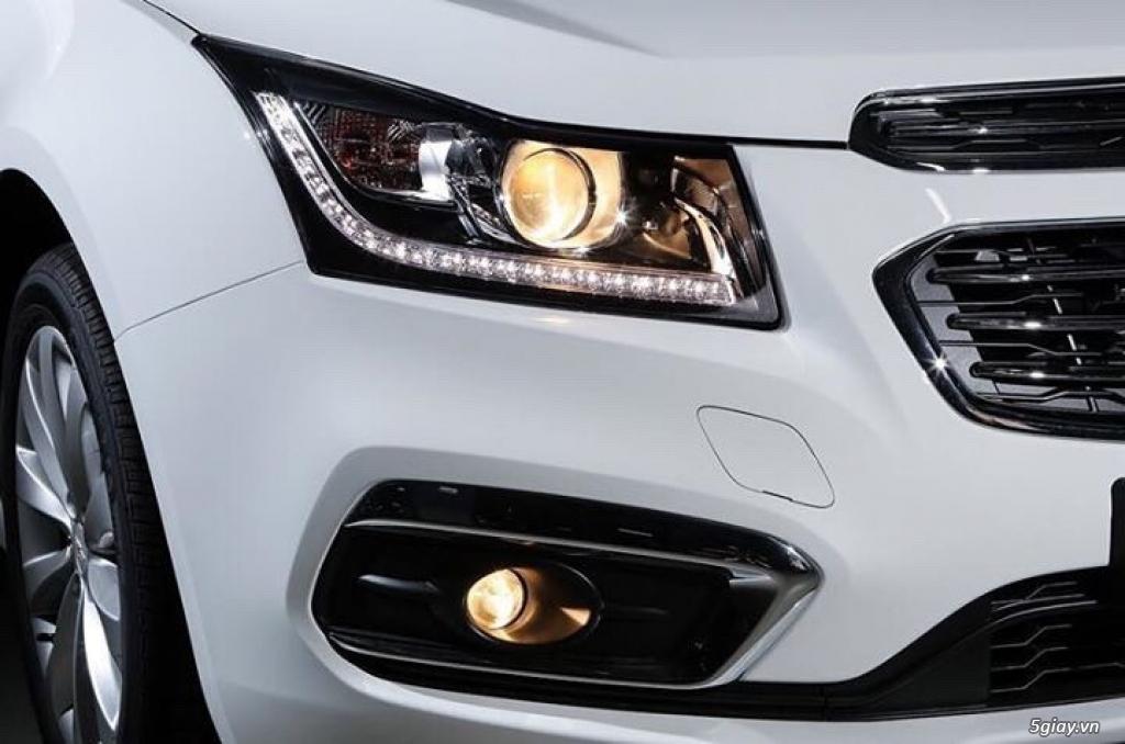 Bán xe Chevrolet Cruzse số sàn - giảm 40 triệu - cho vay cao 90% - 1