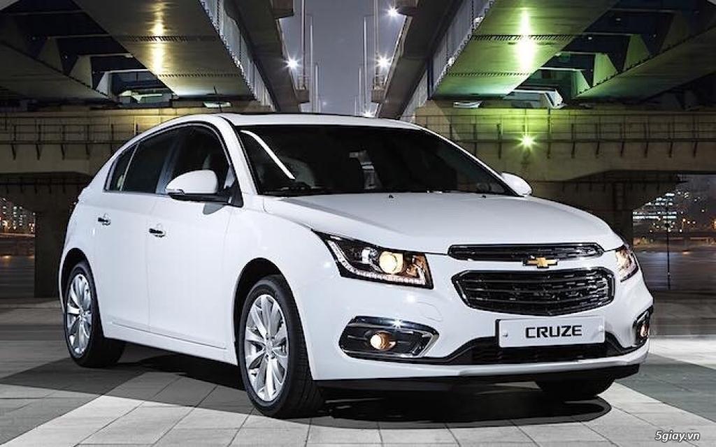 Bán xe Chevrolet Cruzse số sàn - giảm 40 triệu - cho vay cao 90%