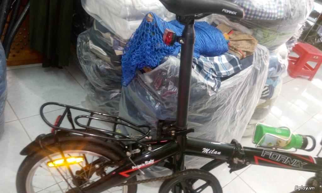 Xe đạp xếp fornix kèm phụ kiện - TP Hồ Chí Minh - Five vn