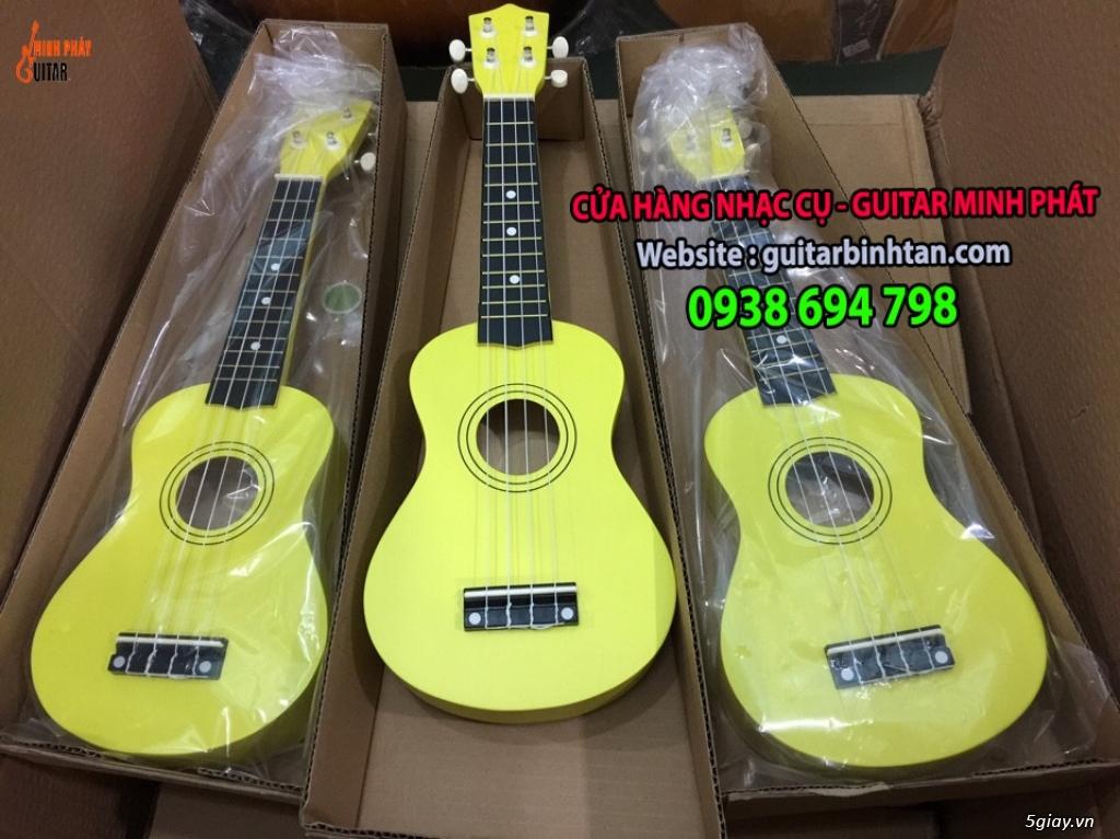 Đàn ukulele giá rẻ bình tân tphcm - 4