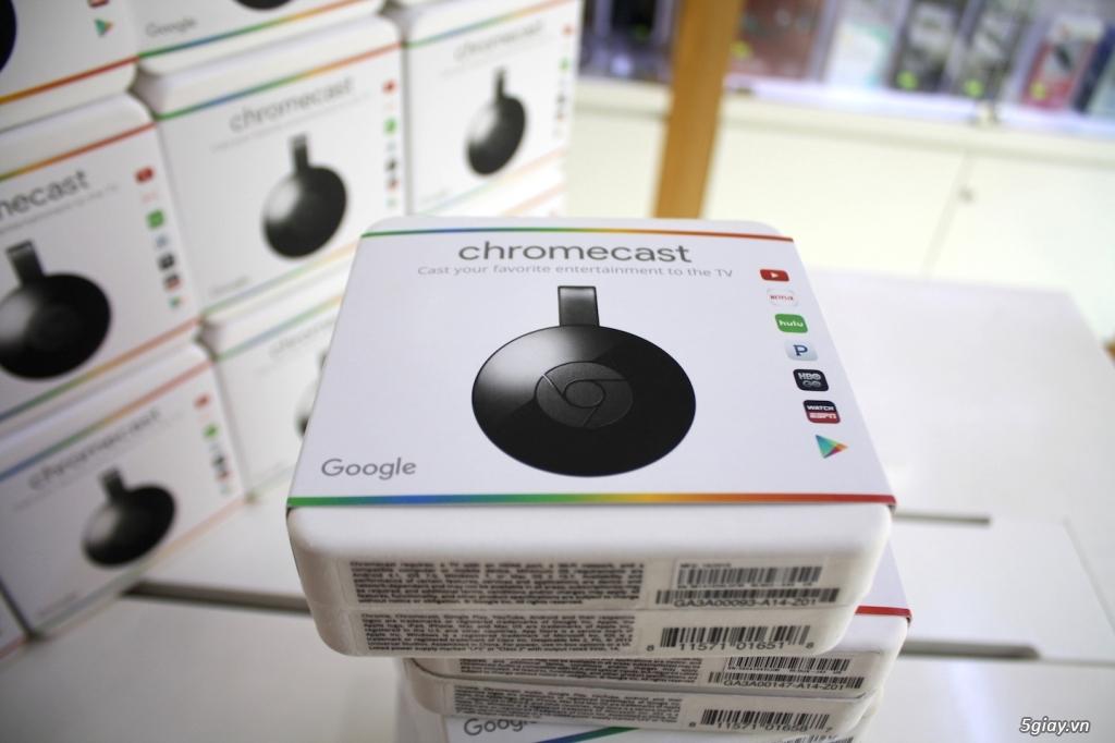 Google ChromeCast 2   Ultra 4K - Chia sẻ mọi nội dung yêu thích của bạn lên màn hình lớn - 11