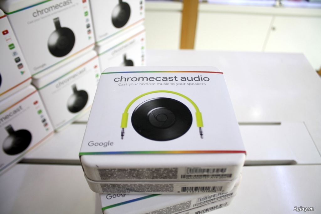 Google ChromeCast 2   Ultra 4K - Chia sẻ mọi nội dung yêu thích của bạn lên màn hình lớn - 14