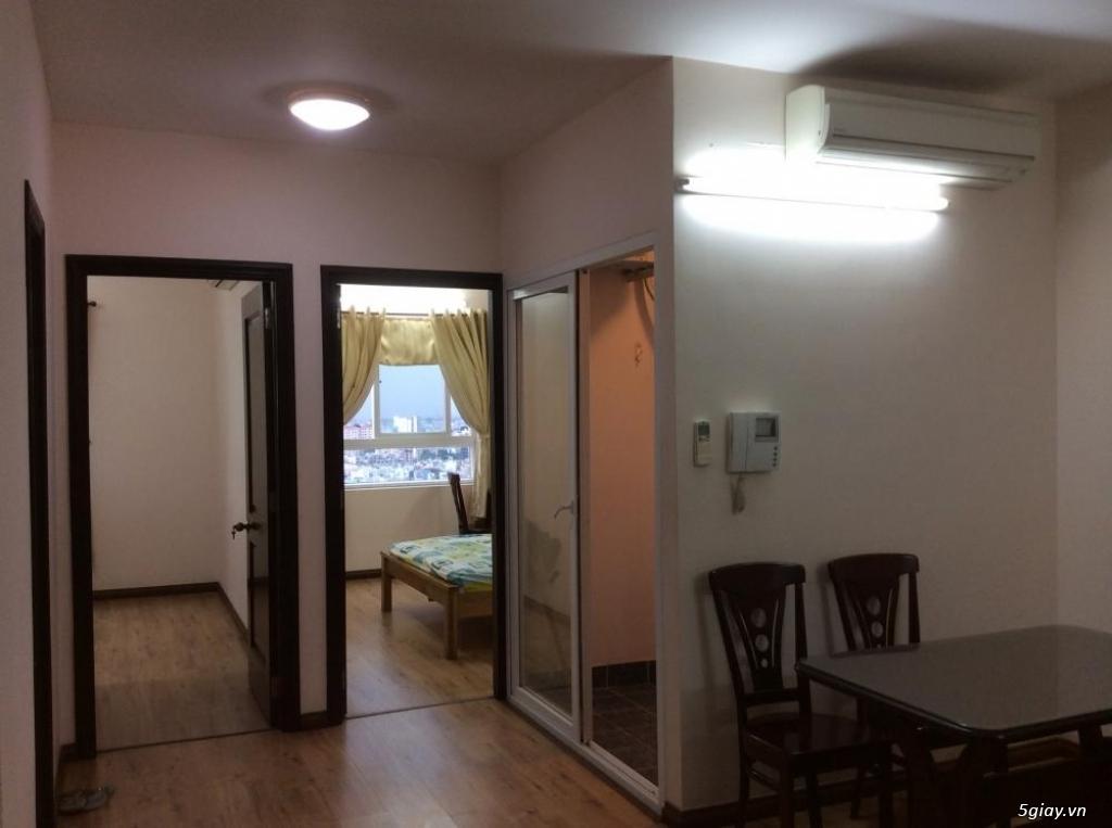 Cần cho thuê căn hộ Central Garden  Q1.2 phòng ngủ.76m2 full nội thất - 3