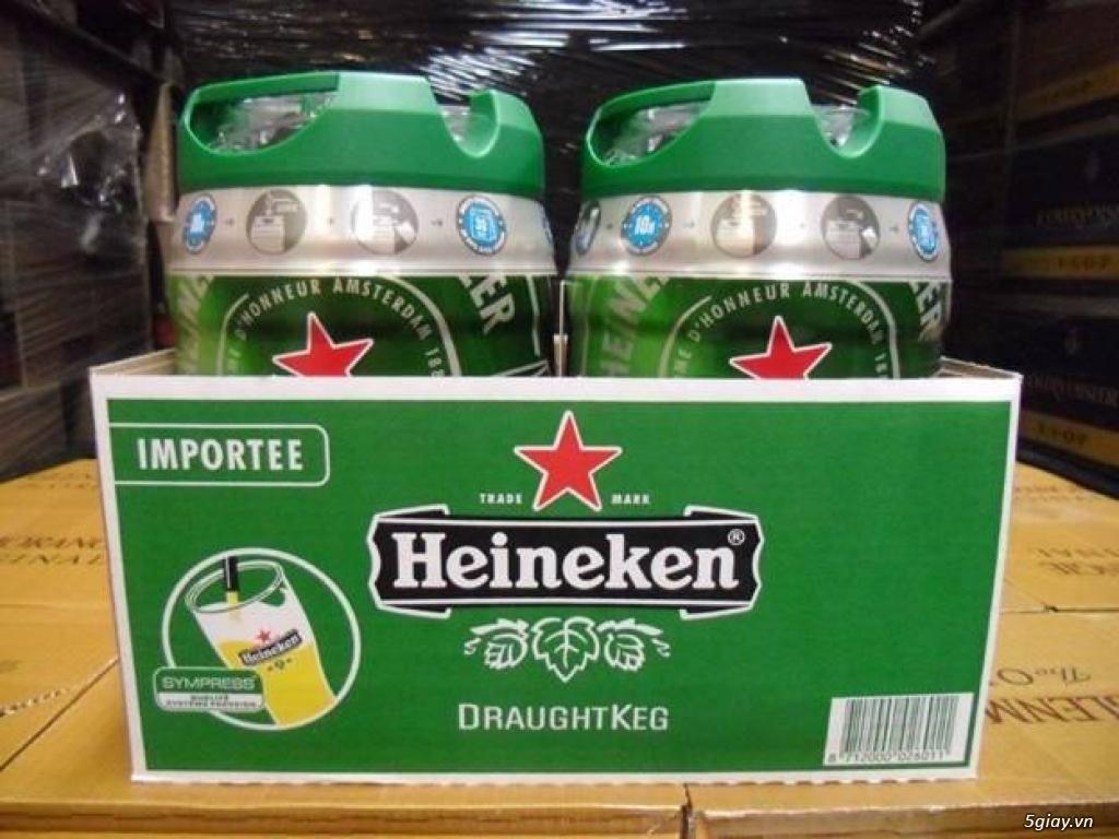 Ken Pháp, Bia Bom (Heineken Pháp) nhập khẩu. - 2