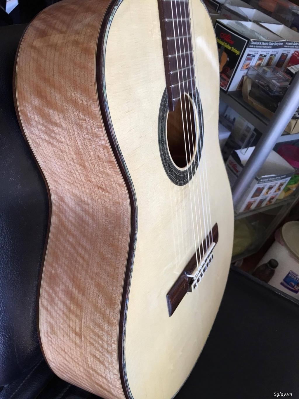 Guitar classic còng cườm dáng đẹp - 2