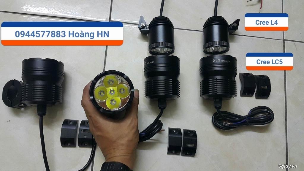 Đèn led hỗ trợ L2, L4, L4-F1, L5, l6, U3, U5, U7, U8, C6, C12...