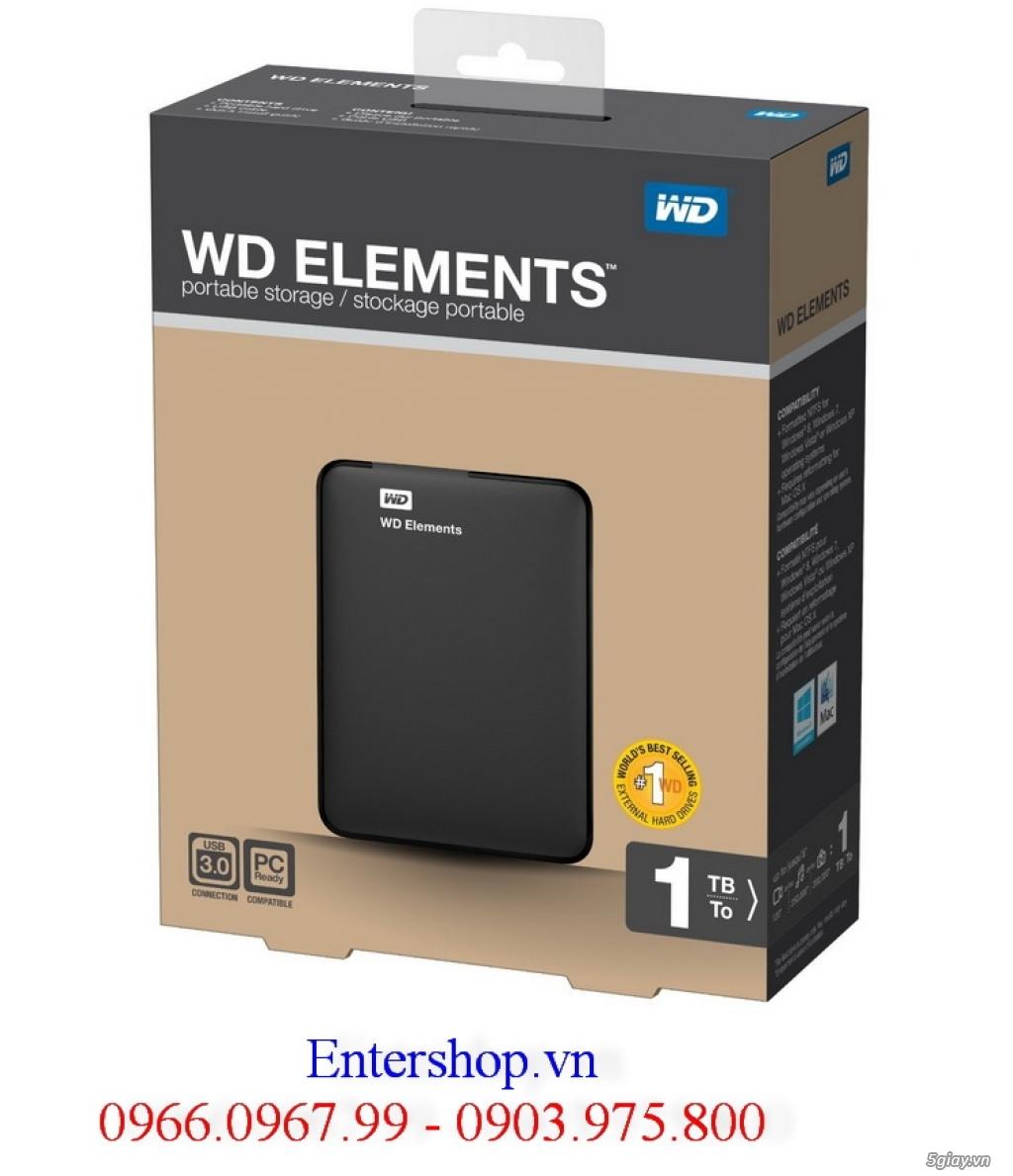 [Entershop] chuyên thẻ nhớ, usb, ổ cứng di động 500gb , 1000gb, 2T, 4T - 1