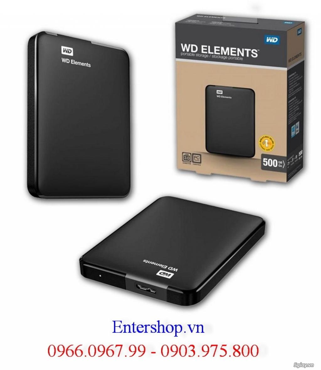 [Entershop] chuyên thẻ nhớ, usb, ổ cứng di động 500gb , 1000gb, 2T, 4T - 2