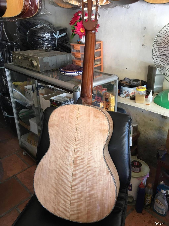 Guitar classic còng cườm dáng đẹp - 4