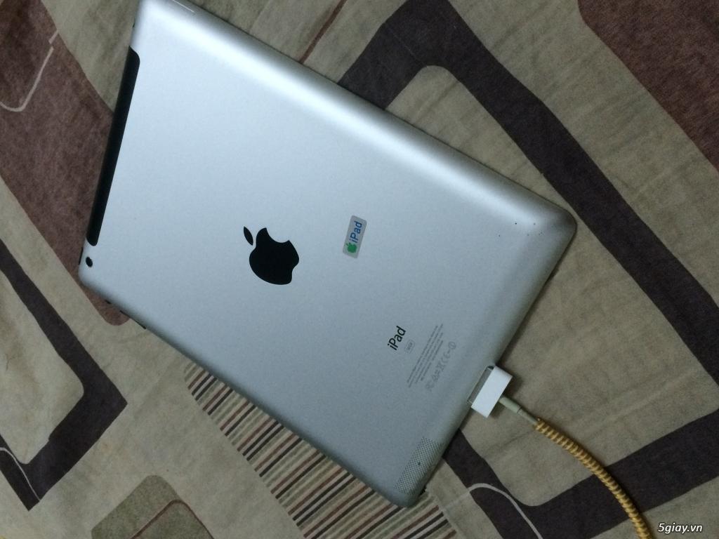 Lên tiếp ipad 3 trắng 4G wifi 98.5% giá chỉ 3 triệu mấy - 4