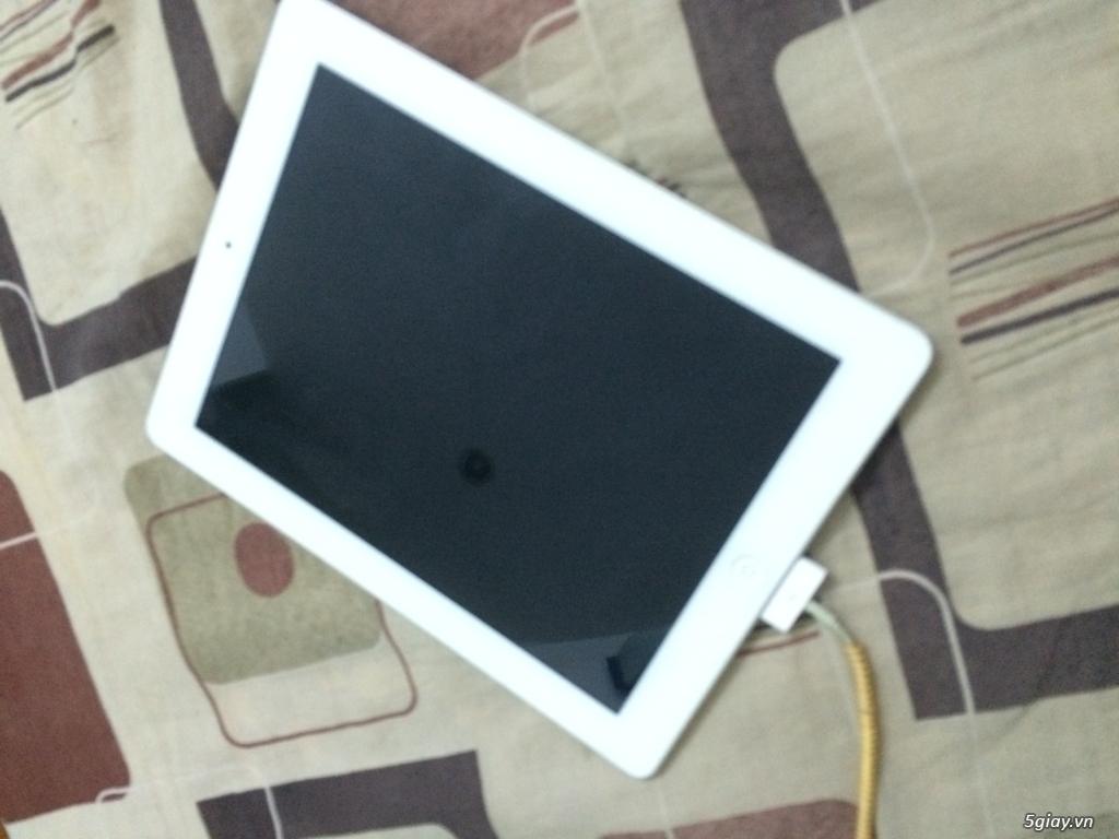 Lên tiếp ipad 3 trắng 4G wifi 98.5% giá chỉ 3 triệu mấy - 1