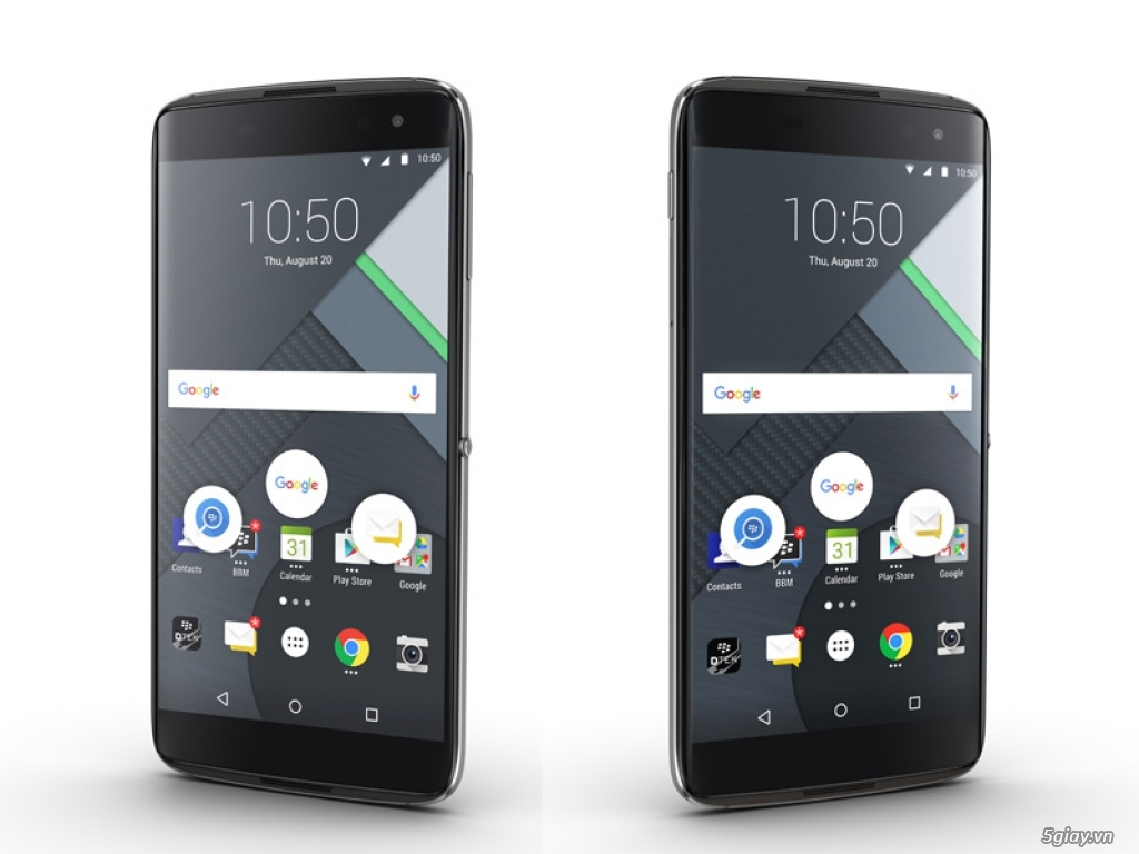BlackBerry DTEK 60 chào sân Việt Nam với giá 14 triệu đồng - 156119