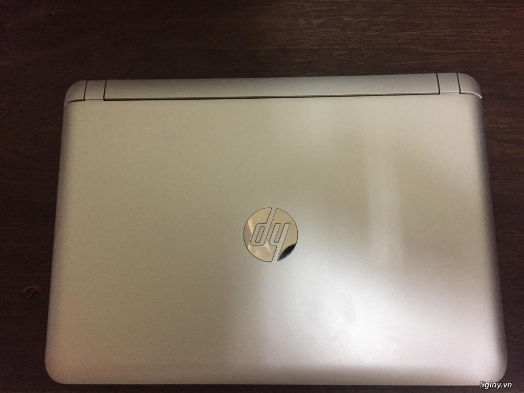 bán Laptop HP Pavilion 14 i3 6100U/4GB/500GB/Win10 like new 99,99% - 1
