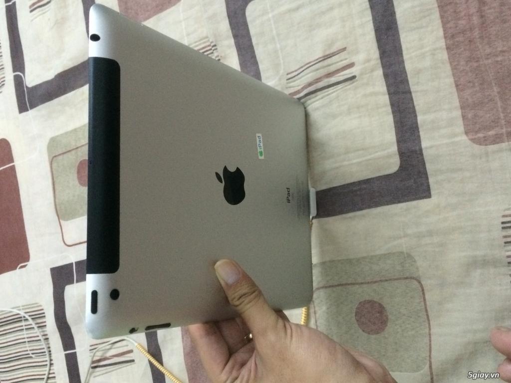 Lên tiếp ipad 3 trắng 4G wifi 98.5% giá chỉ 3 triệu mấy - 3