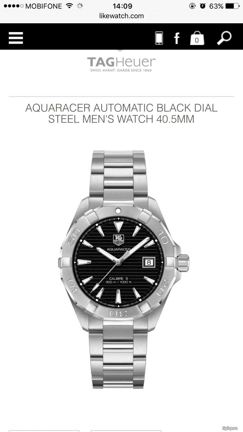 cần bán hai cái đồng hồ xịn giá cực rẻ ... - 3