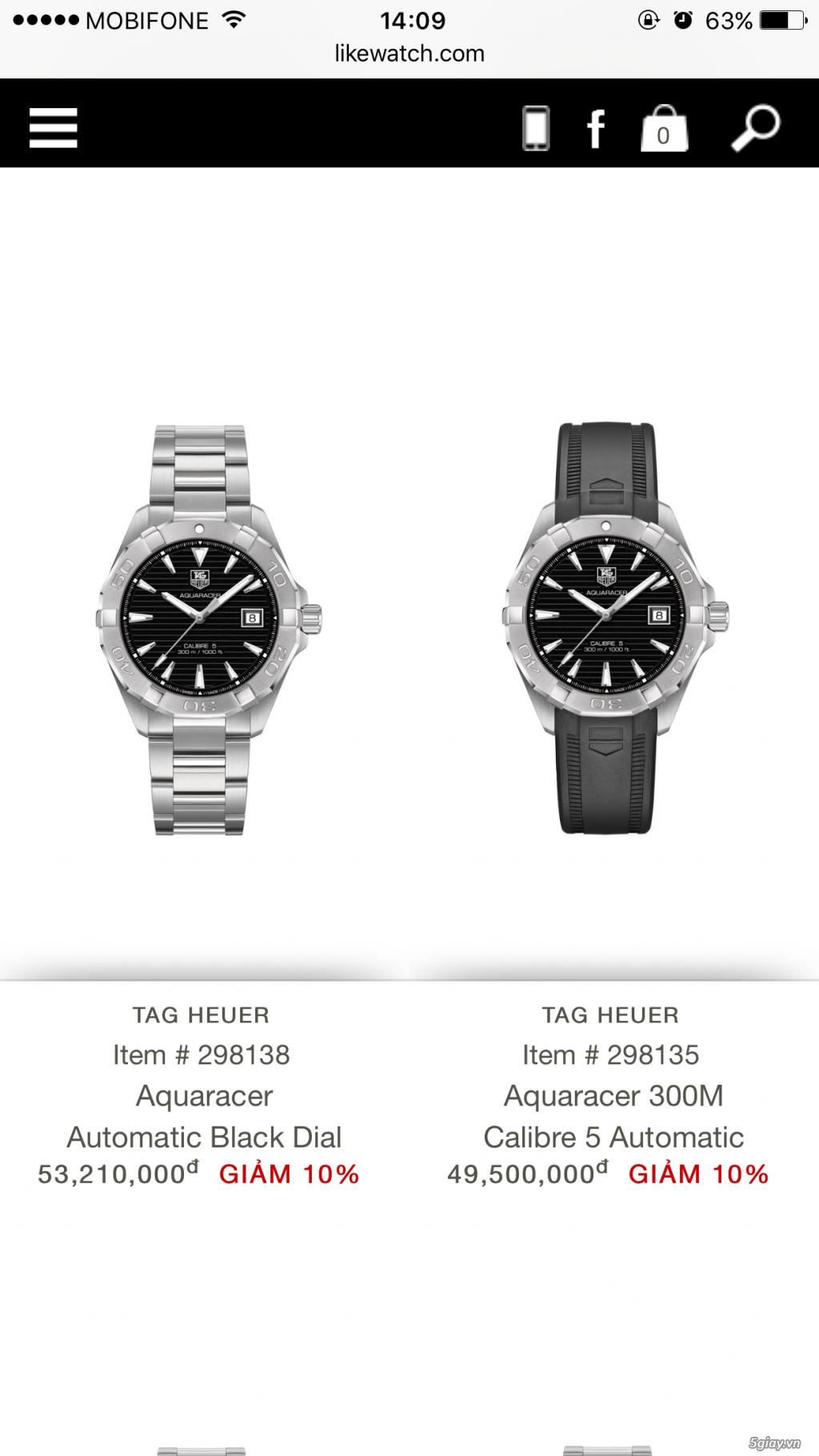 cần bán hai cái đồng hồ xịn giá cực rẻ ... - 1