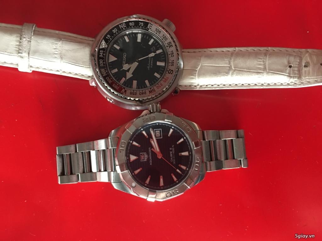 cần bán hai cái đồng hồ xịn giá cực rẻ ...