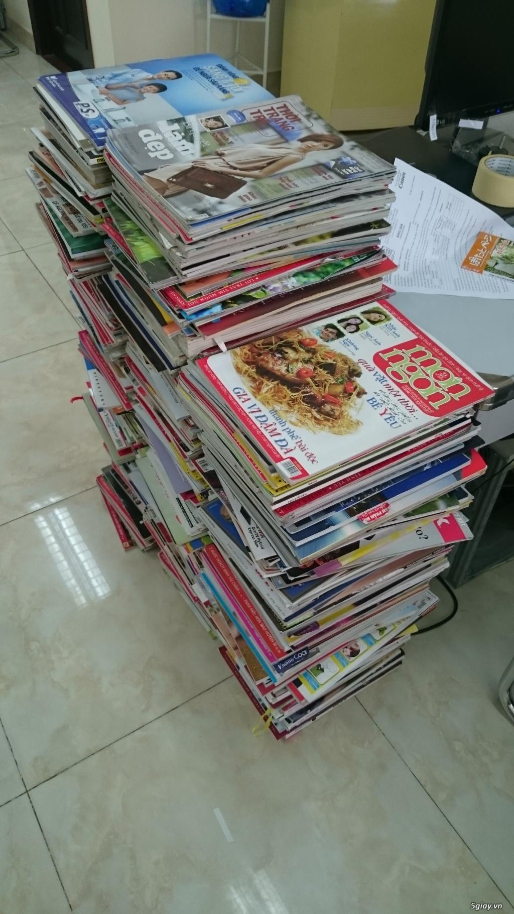 thanh lý báo, tạp chí cũ