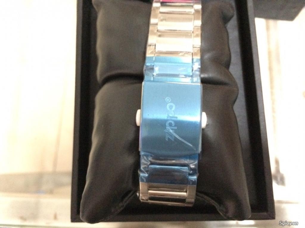 Đồng hồ Zippo hàng hiệu xách tay, tặng bật lửa cá tính - 5