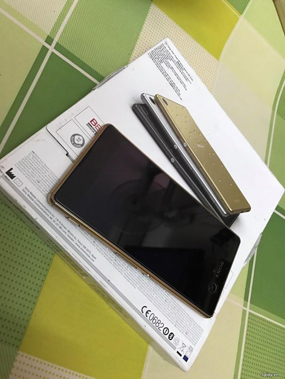Bán điện thoại Sony M5 dual 32gb gold - 2