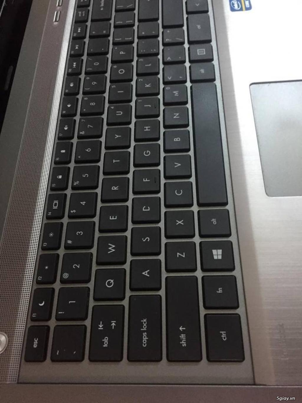 Cần bán Laptop HP 4440s I5 3320 - Ram 4gb HDD256GB - 1