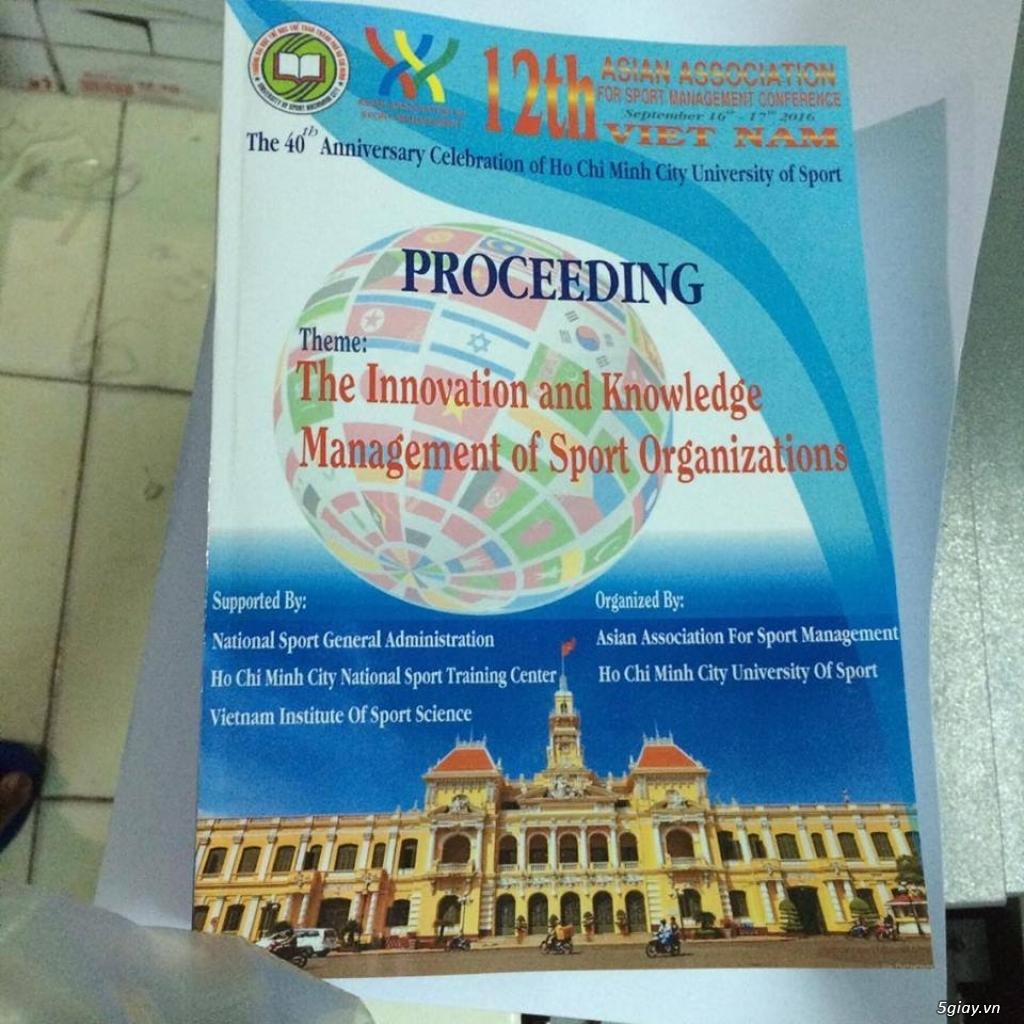 Photocopy,  in sách, tài liệu giá rẻ nhất TP.HCM