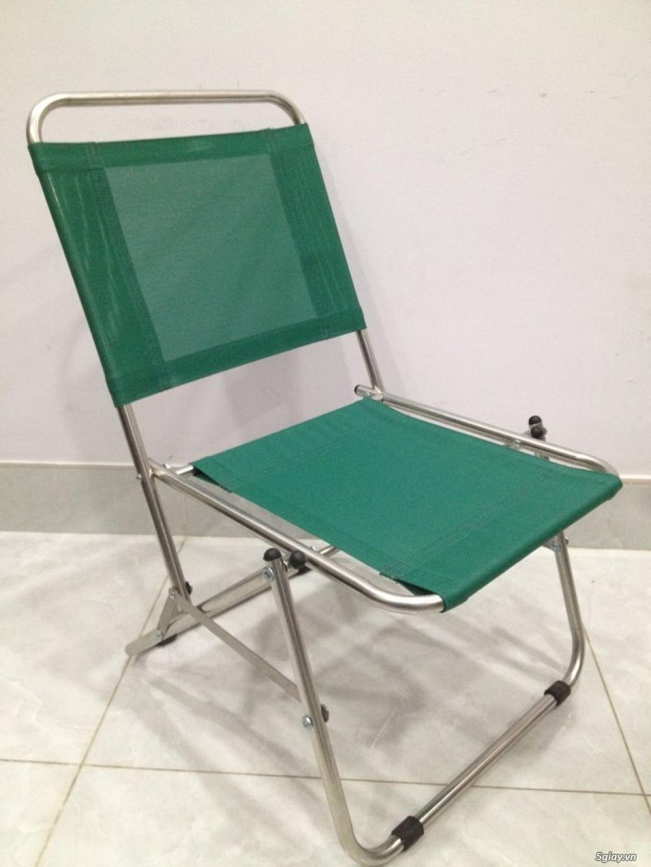 ghế xếp inox hiệu Obent chất lượng tốt, giá hợp lý, nhiều màu . - 8