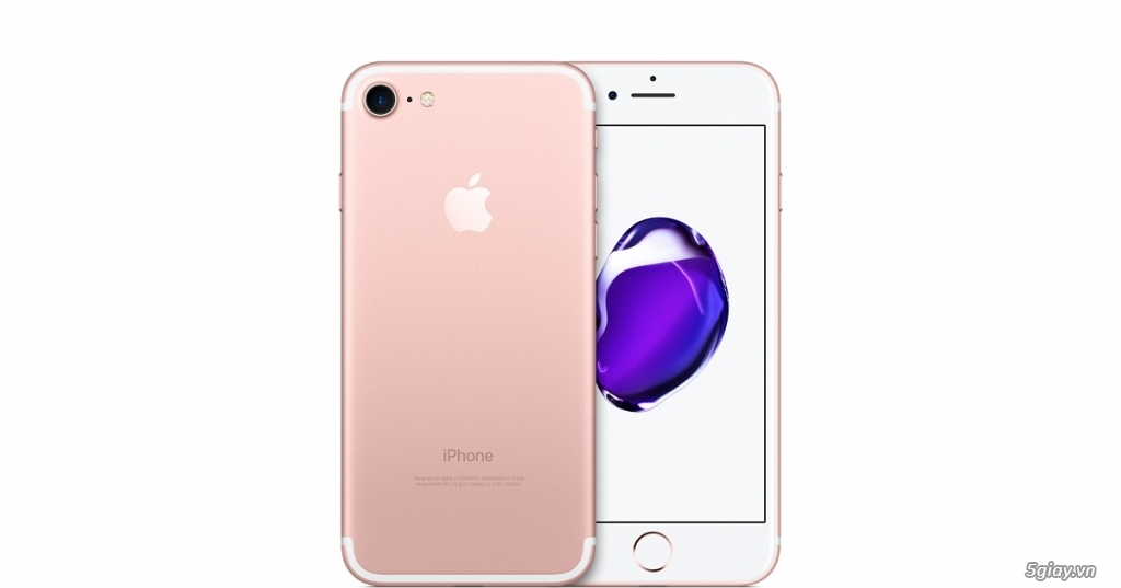 Phá giá Iphone 7 gold, 256 GB fullbox chưa active