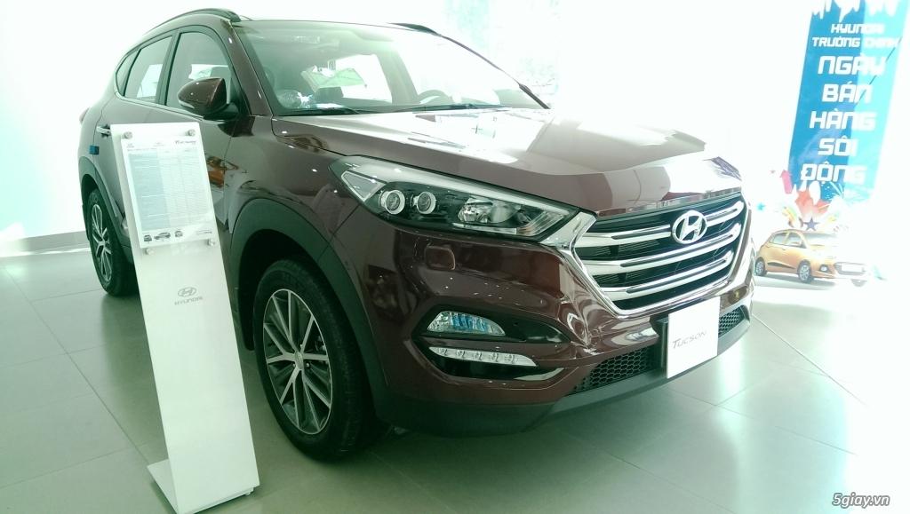 Hyundai Tucson Đặc Biệt 2016 - 1