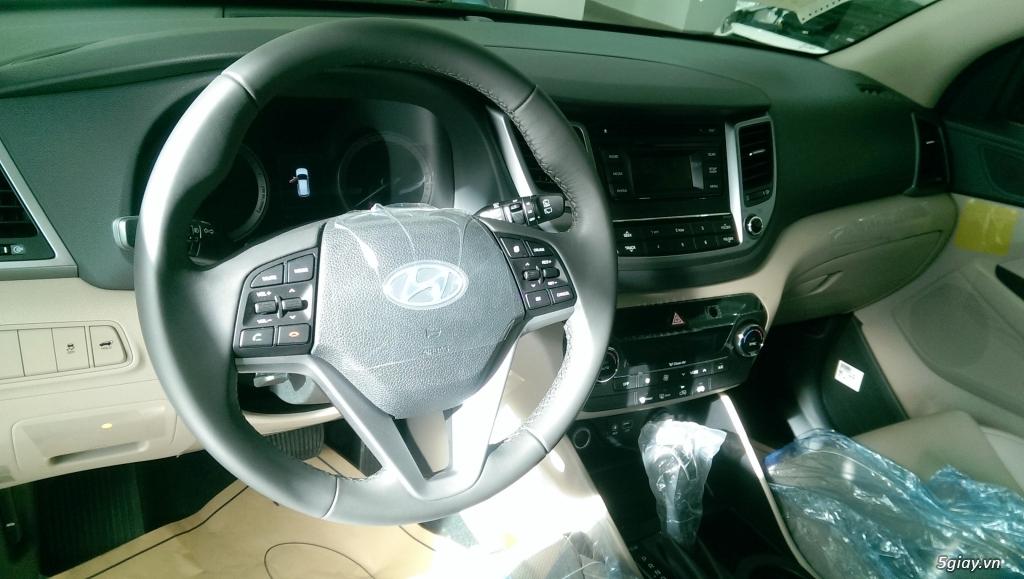 Hyundai Tucson Đặc Biệt 2016 - 4