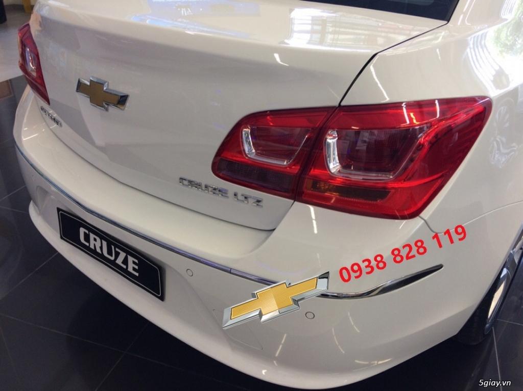 Giá xe Chevrolet Cruze 2017 | Khuyến mại lớn đón Tết. - 5
