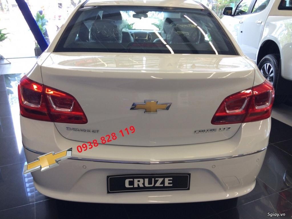 Giá xe Chevrolet Cruze 2017 | Khuyến mại lớn đón Tết. - 6