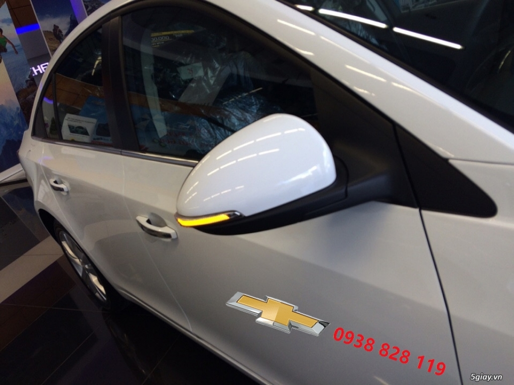 Giá xe Chevrolet Cruze 2017 | Khuyến mại lớn đón Tết. - 8