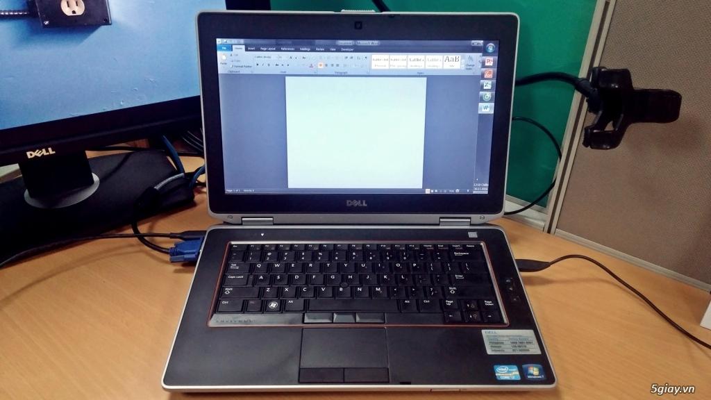 Dell Latitude E6420 Core i7 8GB RAM