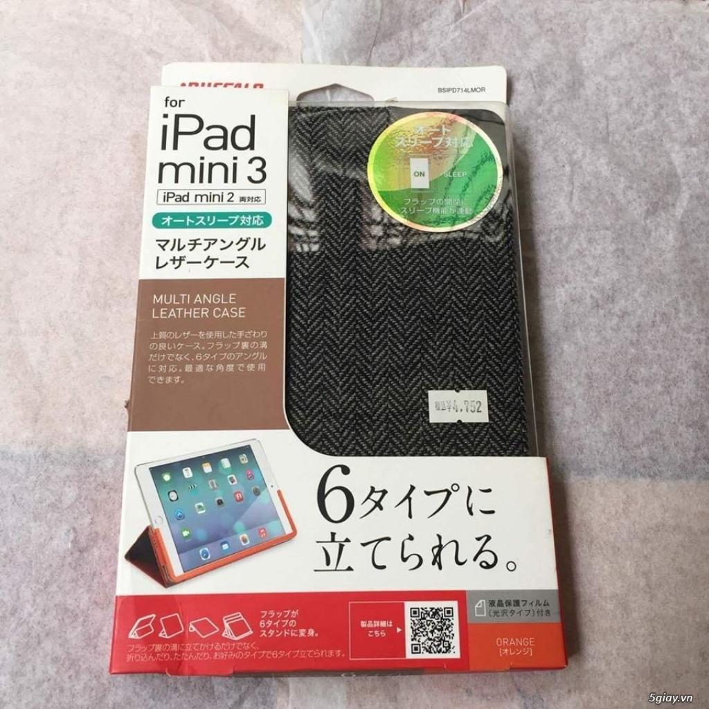 iCaseShop : Chuyên case iBuffalo Nhật Bản chính hãng cho iPad !!! - 3