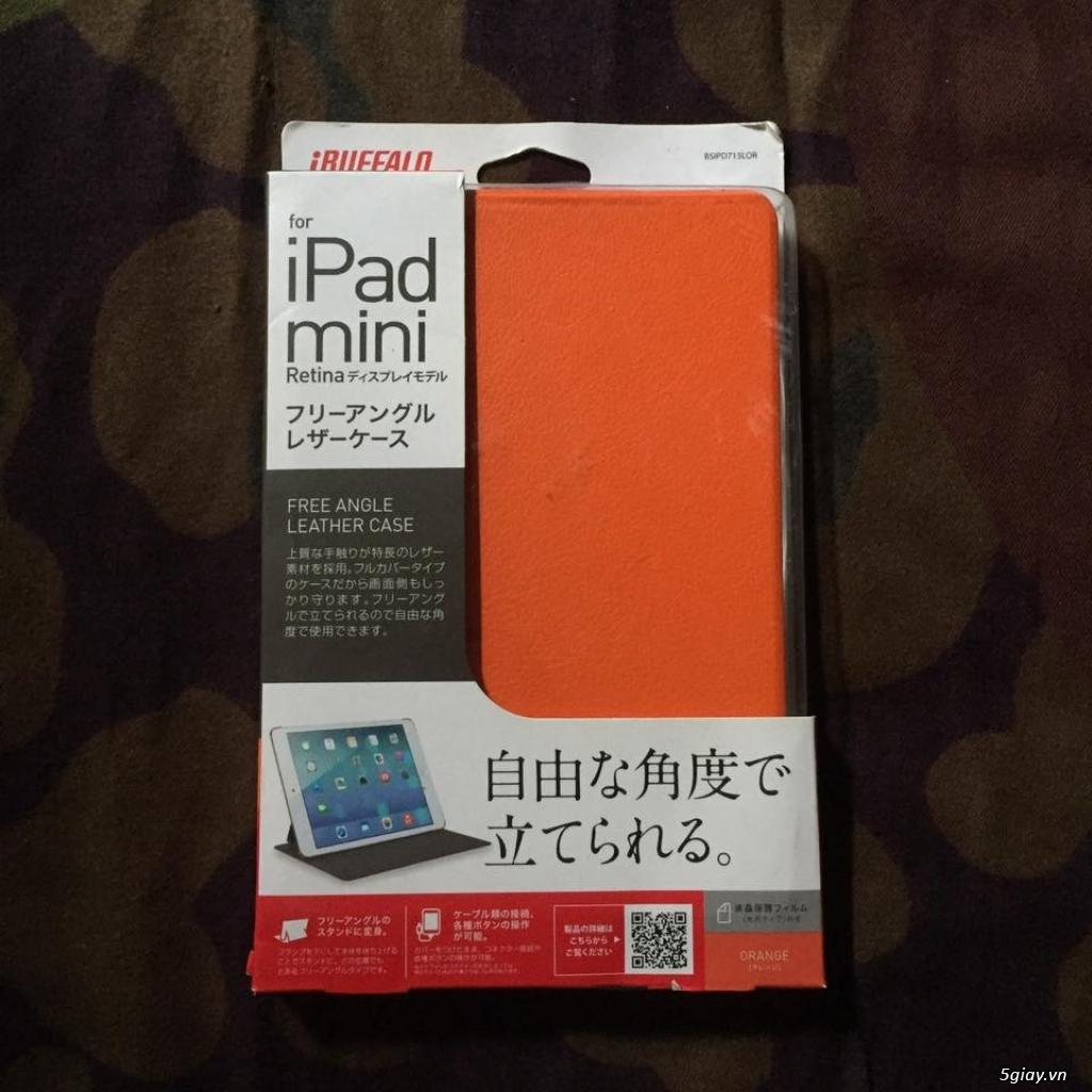 iCaseShop : Chuyên case iBuffalo Nhật Bản chính hãng cho iPad !!! - 16