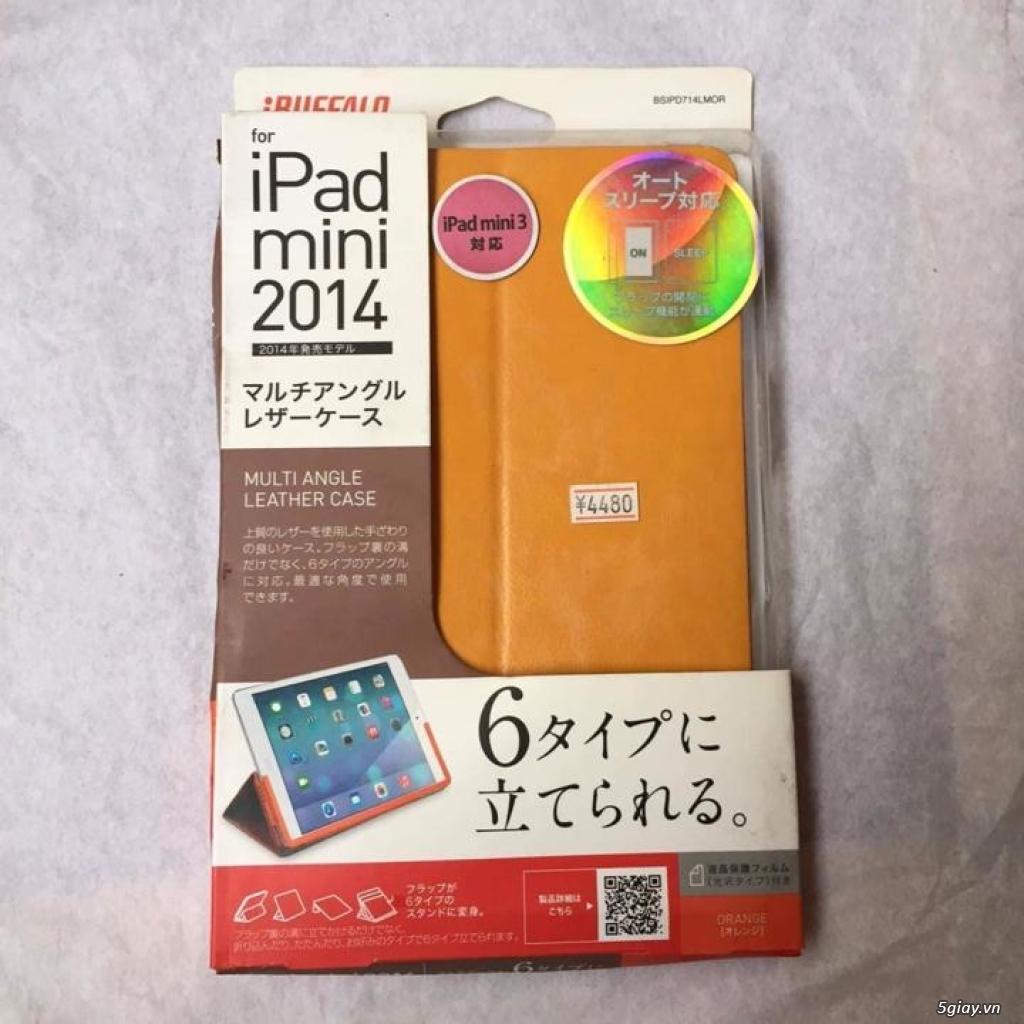 iCaseShop : Chuyên case iBuffalo Nhật Bản chính hãng cho iPad !!! - 8