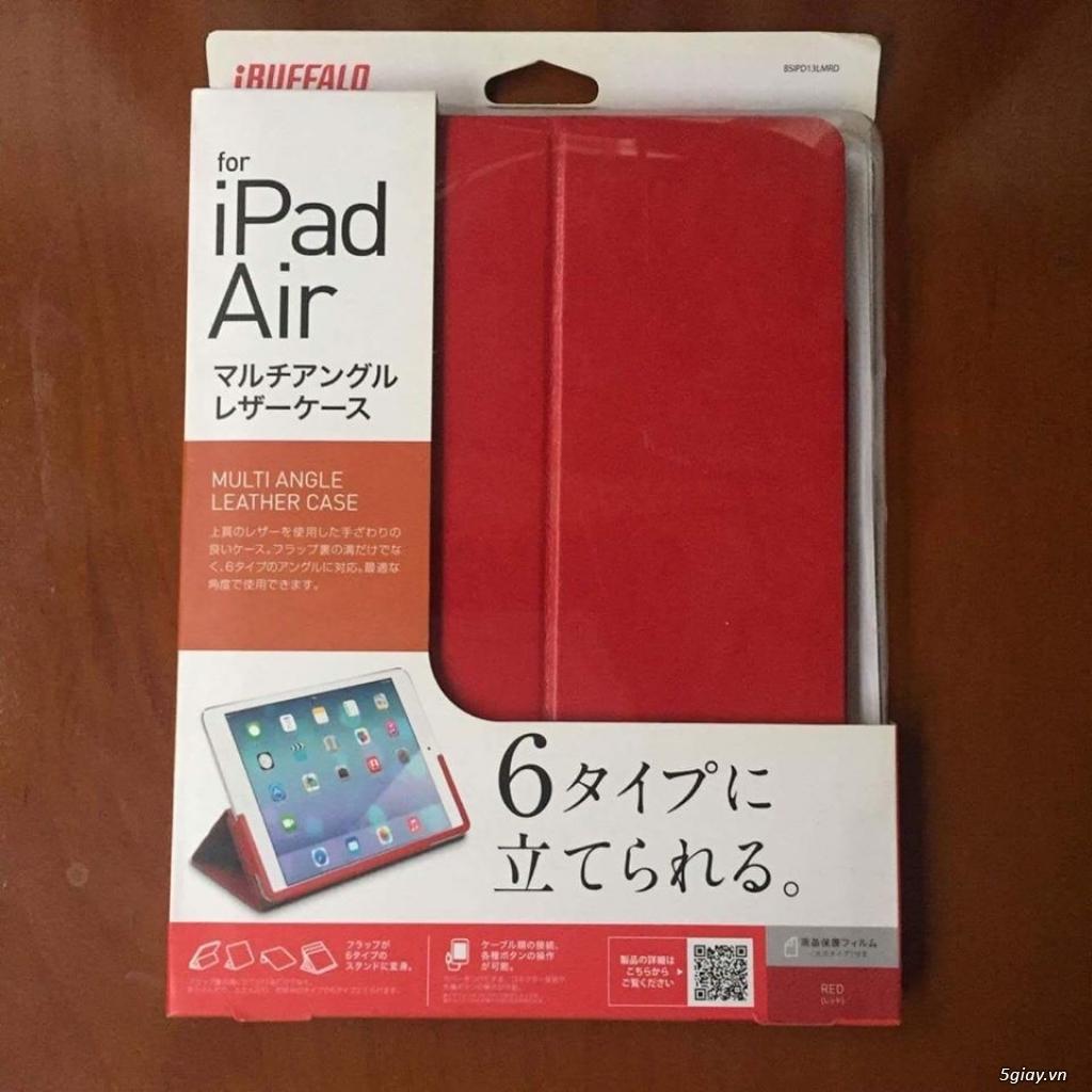 iCaseShop : Chuyên case iBuffalo Nhật Bản chính hãng cho iPad !!! - 7